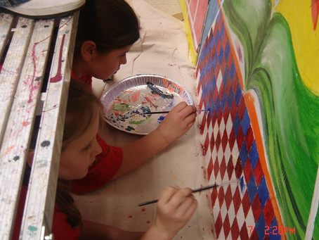 Accessible Art Inspires Community Creation