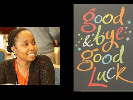 Farewell Lynnette McRae, Promise Zone Community Liaison