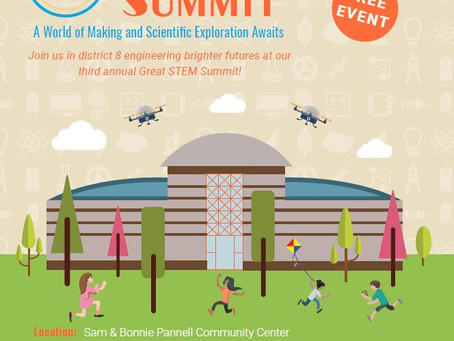 Millipore Sigma and Square Root Academy present their 3rd annual Great STEM Summit on April 6, 2019