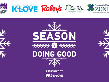 Season of Doing Good - Gift Bags