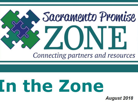 In the Zone - August 2018
