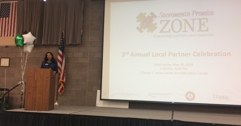 3rd Annual Local Partner Celebration