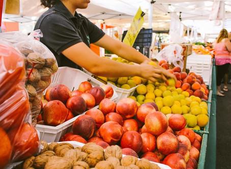 Buy Fresh, Buy Local: Sacramento Farmers' Markets