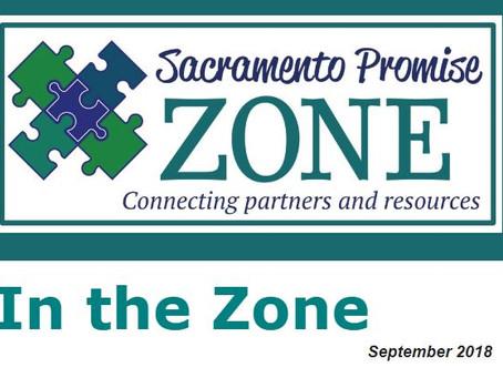 In the Zone - September 2018