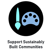 Support Sustainably Built Communites