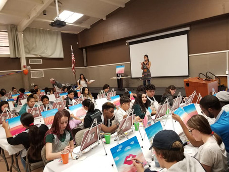 La Familia Counseling Center's 3rd Youth Voice Pop Up event on Friday, February 22, 2019