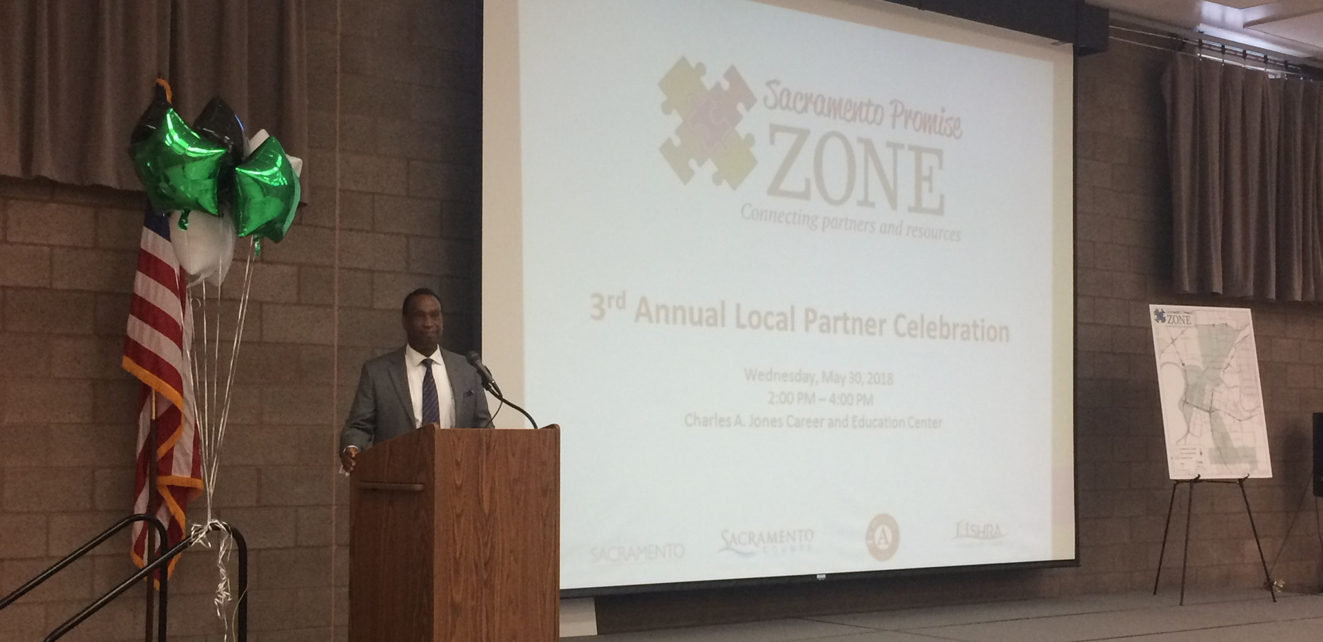 3rd Annual Local Partner Celebration