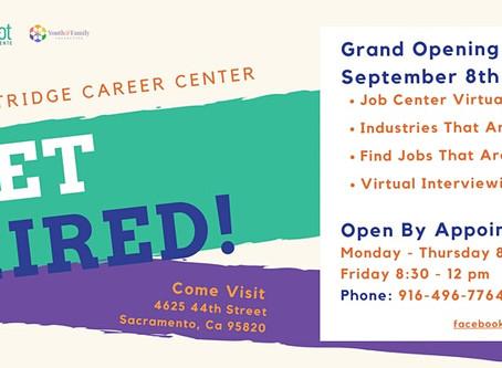 Fruitridge Career Center - Grand Opening