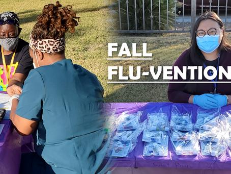 Flu-Vention Health Fair