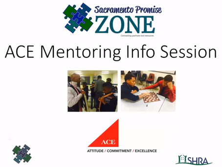 ACE Mentorship Info Session