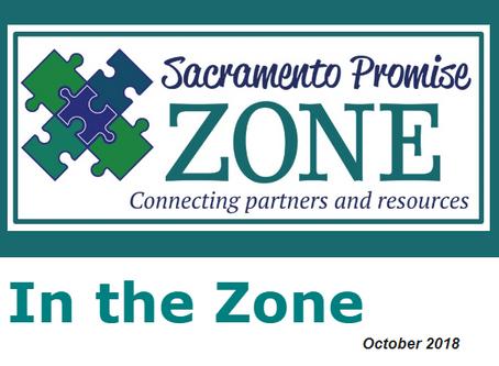 In the Zone - October Opportunities