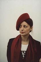Brigitte Burgmer hologram artist from the Global Images Hologram Art Collection