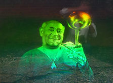 Hologram art by Mark Diamond from the Global Images collection