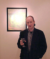 Jim McIntyre hologram artist from the Global Images Hologram Art Collection