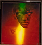 Hologram art from the Global Images Hologram Art Collection