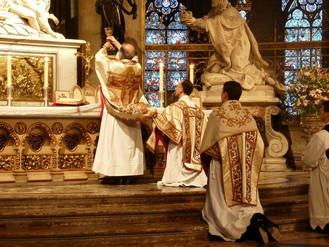 Unité ou division ? La messe tradi