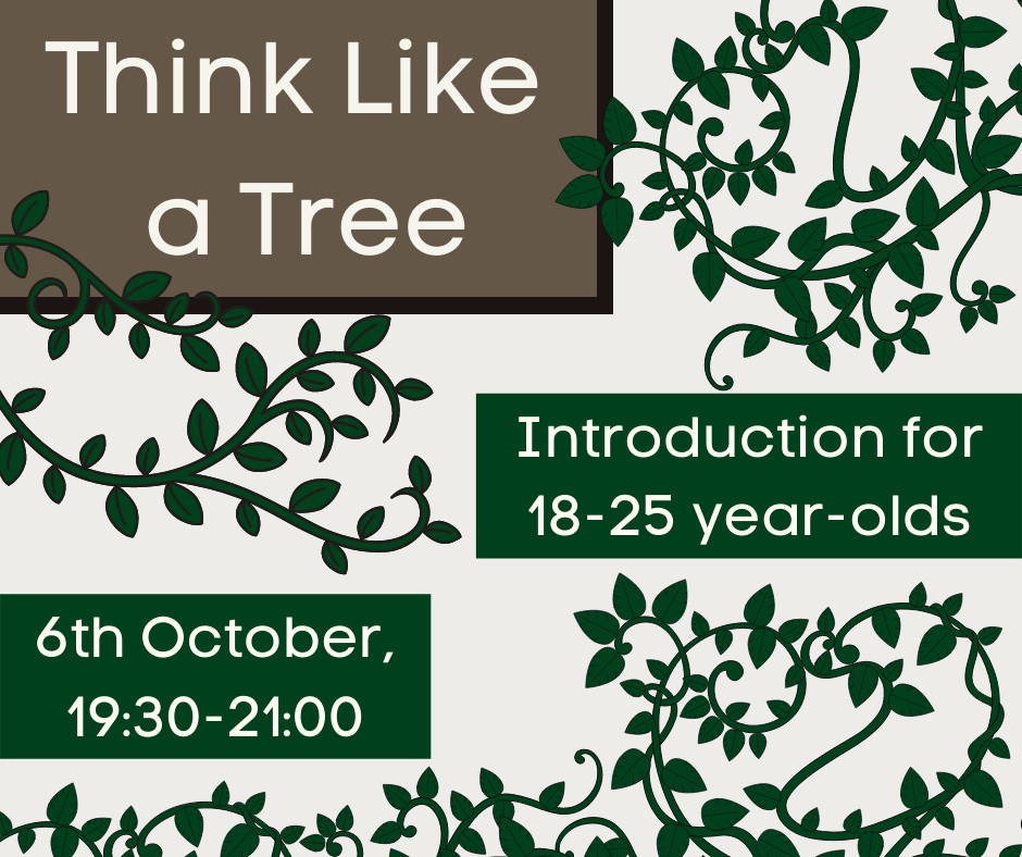 Introduction to Think like a Tree (free)