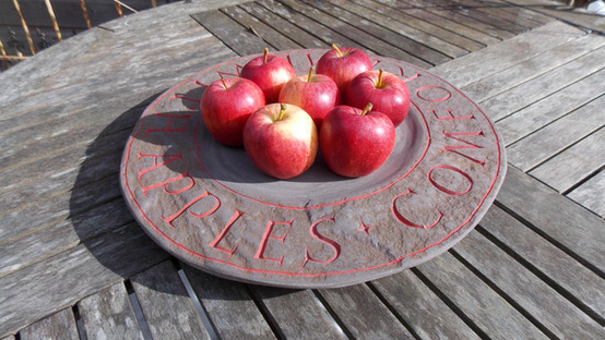 'Comfort Me With Apples'