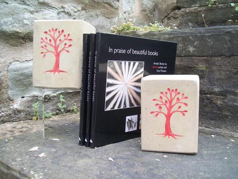 Portland Tree Bookends