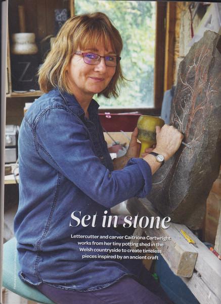 Feature in Landlove Magazine November 2017