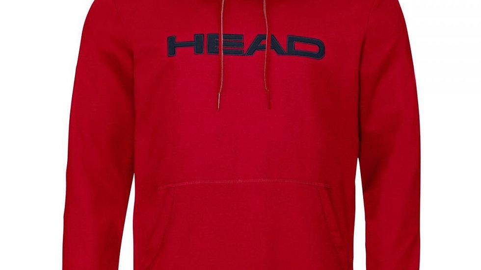 HEAD HOODY RED
