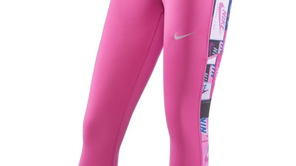 NIKE LEGGINGS ROSA - M