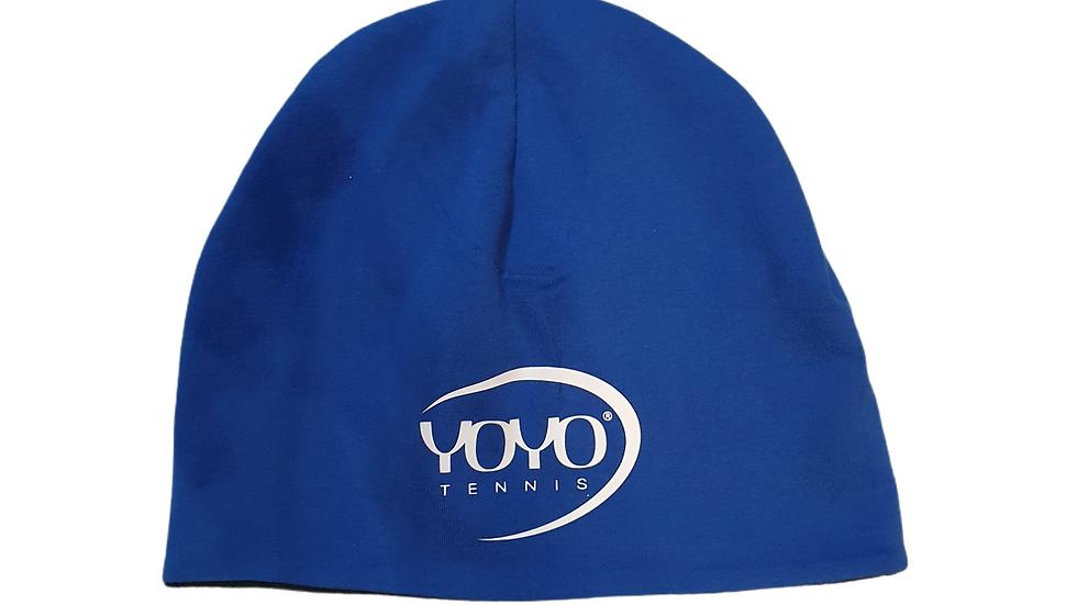 YOYO-TENNIS BEANIE BLUE
