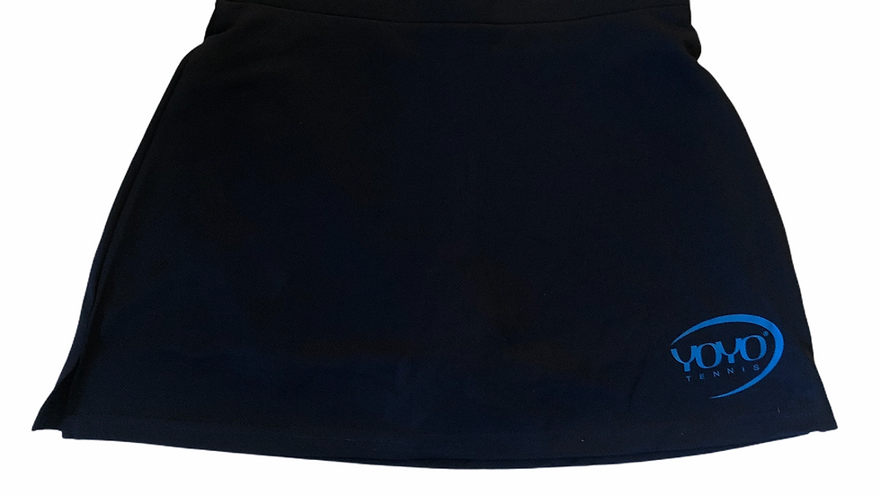 YOYO-TENNIS SKIRT NAVY/BLUE