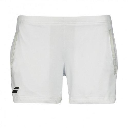 BABOLAT SHORTS WHITE