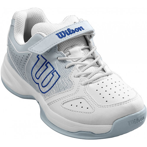 WILSON KAOS K JUNIOR WHITE BLUE
