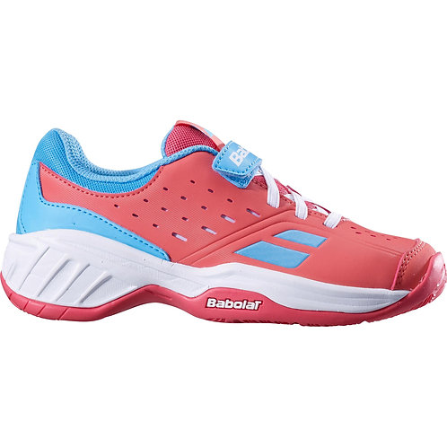 BABOLAT PULSION ALL COURT PINK JUNIOR