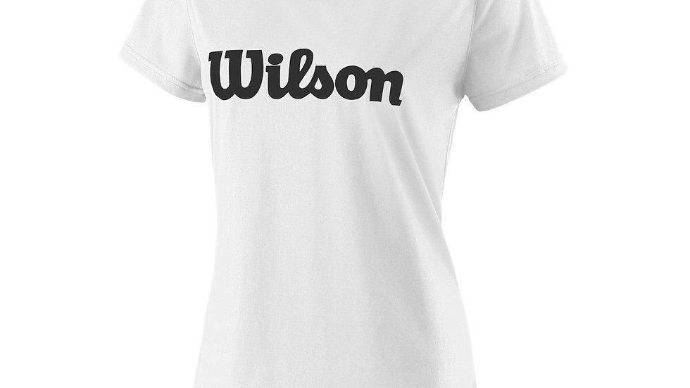 WILSON T-SHIRT WHITE WOMAN