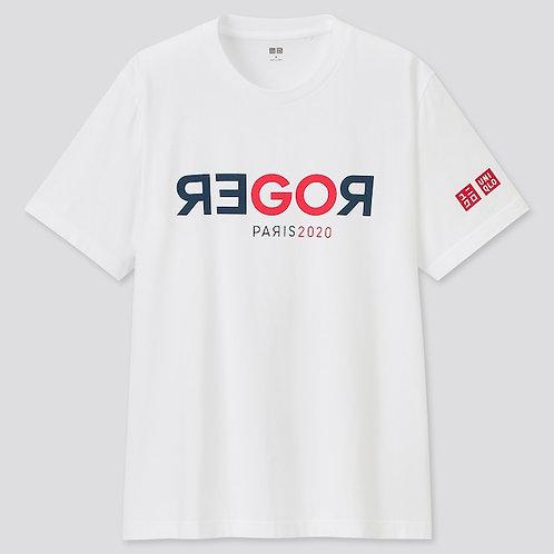 UNIQLO T-SHIRT GO ROGER