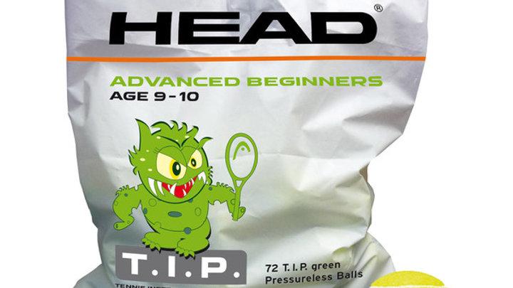 HEAD TIP GREEN 72X