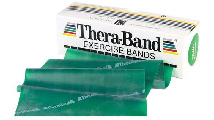 THERA BAND 5.5 M - FORTE - VERDE