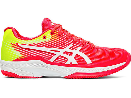 ASICS SOLUTION SPEED FF CLAY LASER PINK