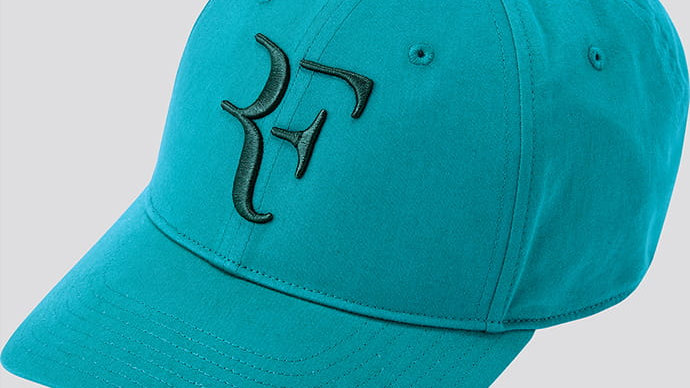 UNIQLO FEDERER CAP HELL GREEN