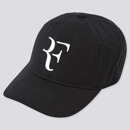 UNIQLO FEDERER CAP BLACK