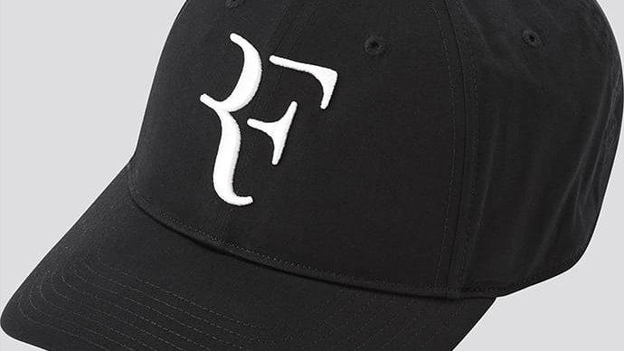 UNIQLO FEDERER CAP BLACK