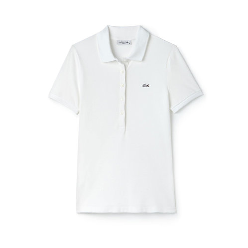 LACOSTE WOMAN SLIM FIT POLO