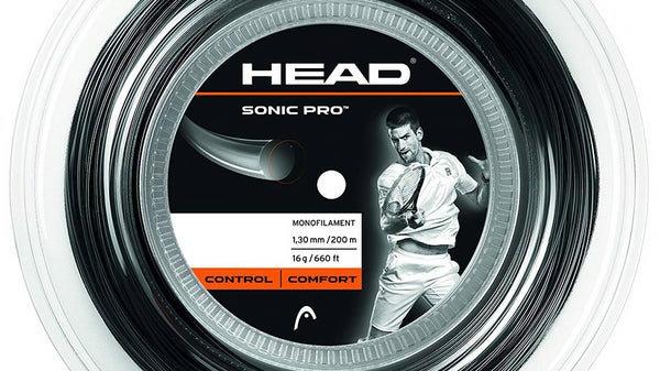 HEAD SONIC PRO NERO 1.25 mm 200m