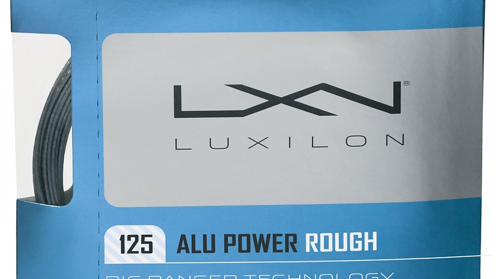 LUXILON ALU ROUGH 1.25 mm - 12 m