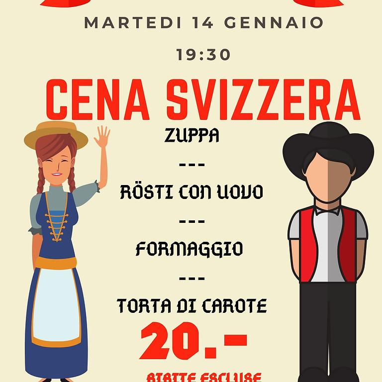 cena svizzera