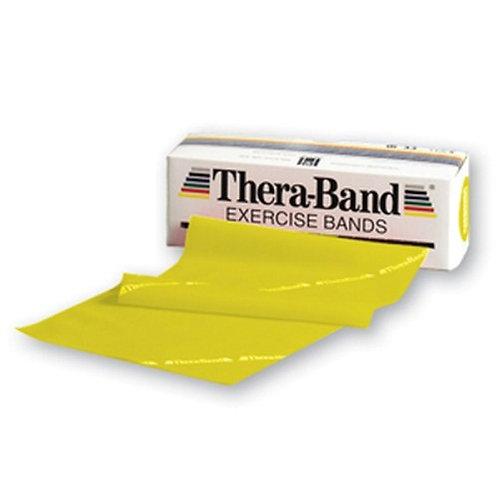THERA BAND 5.5 M - SOFT - GIALLO