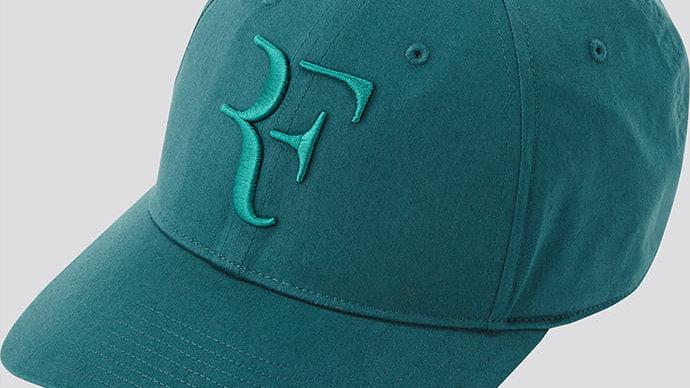 UNIQLO FEDERER CAP GREEN