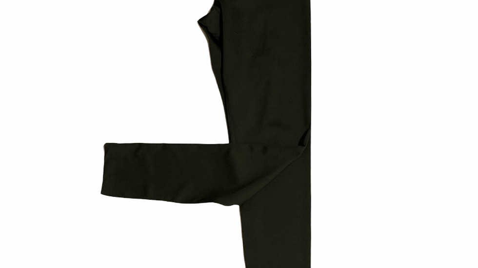 YOYO-TENNIS LEGGINGS MILITARY GREEN/CAMO