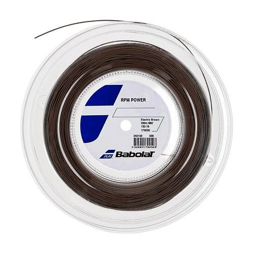 BABOLAT RPM POWER ELETTRIC BROWN 130/16 200m