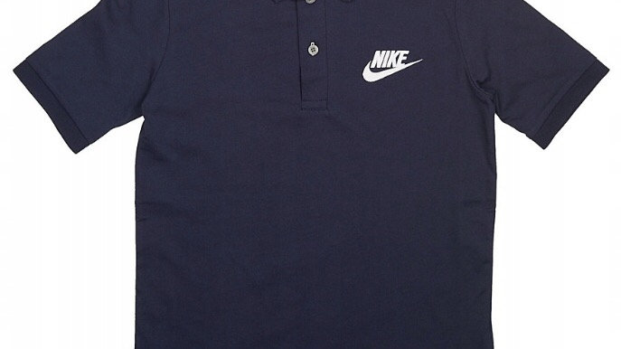 NIKE TENNIS POLO NAVY JR