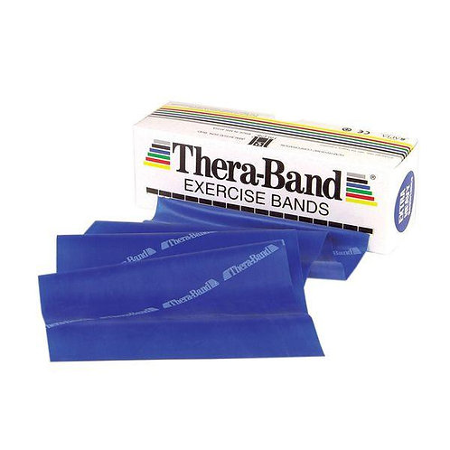 THERA BAND 5.5 M - EXTRA FORTE - BLU