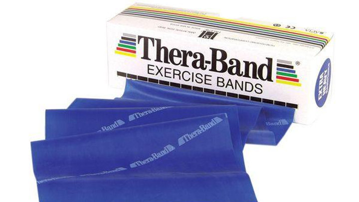 THERA BAND 5.5 M - EXTRA FORTE - BLU